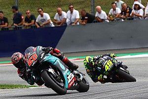 Quartararo: Ninguém sabe dizer quando Rossi se aposentará