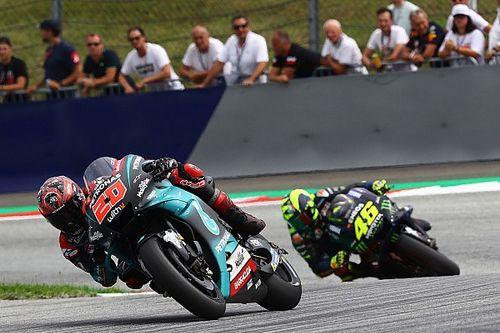 Valentino Rossi: 'Dovizioso é um campeão, só falta o título'