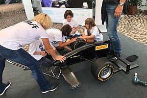 Dare to be Different: quando le bambine scoprono la F1