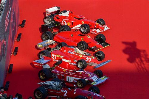Lenyűgöző képeken és videón a Ferrari egészen elképesztő szerdai F1-es eseménye (frissítve)