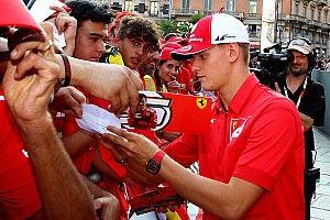 Hivatalos: Mick Schumacher marad az F2-ben, és új csapattársat kap
