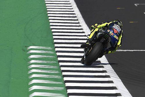 """La """"VAR"""" scagiona Rossi: """"Non mi sembrava di essere sul verde"""""""