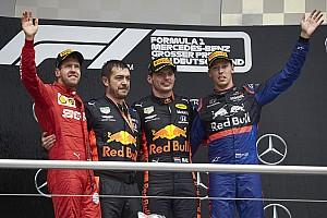 2021-től a száraz versenyek is olyanok lehetnek, mint a Német Nagydíj?