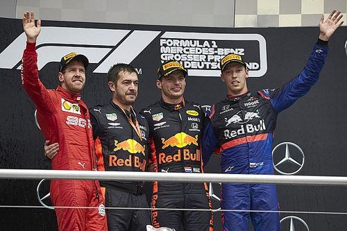 Debate: Who was your standout performer in Hockenheim?