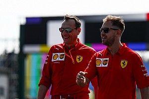 """Vettel: """"Domenica vedremo cosa ci sarà sul nostro piatto"""""""