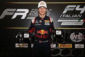 Tris di pole position per Dennis Hauger al Mugello