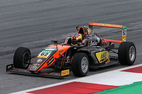 F4, Red Bull Ring: Dennis Hauger al top nelle due sessioni di Libere