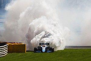 GALERÍA: las imágenes del sábado en la F1