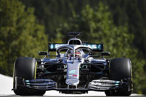 Hamilton kritisch over traag rijdende wagens in kwalificatie