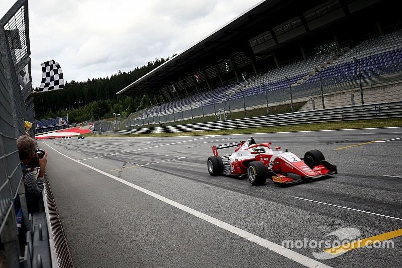 Formula Regional, Red Bull Ring: Vesti si impone di forza in Gara 1