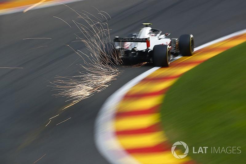 Photos - Vendredi au GP de Belgique
