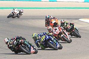 """Zarco dice que """"no hay solución"""" para los problemas de la Yamaha"""