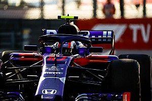 "Toro Rosso : L'évolution Honda est ""devant Renault"""