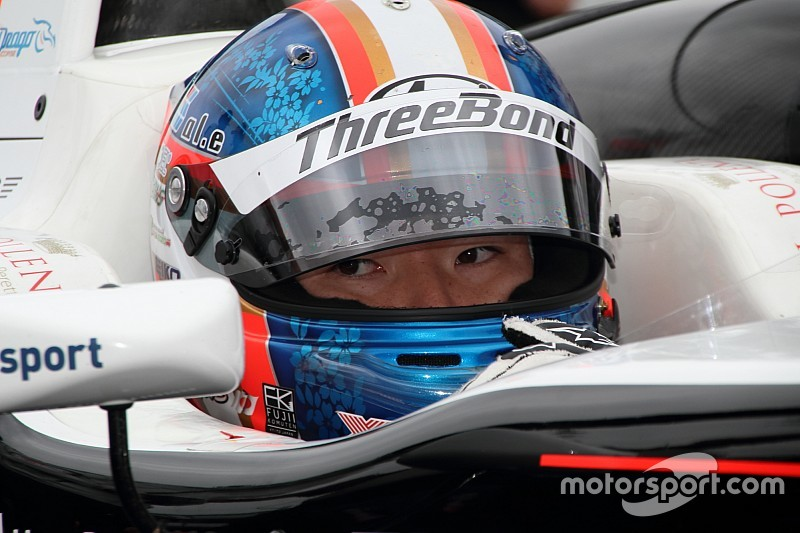 「海外で聴く君が代は特別だった」F1を目指す笹原が次に進むべき道は?