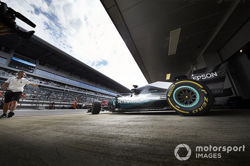 Formel 1 Sotschi 2018: Die schönsten Bilder am Samstag