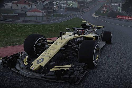 Panduan F1 2018: Event 1 - Carlos Sainz - Spa
