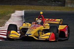 Sonoma IndyCar: Hunter-Reay leads opening practice