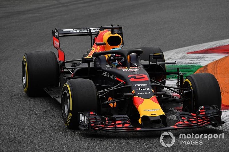 Ricciardo'nun hedefi podyum