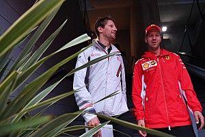 Haas, 2019'da Grosjean'la devam etmeye hazırlanıyor