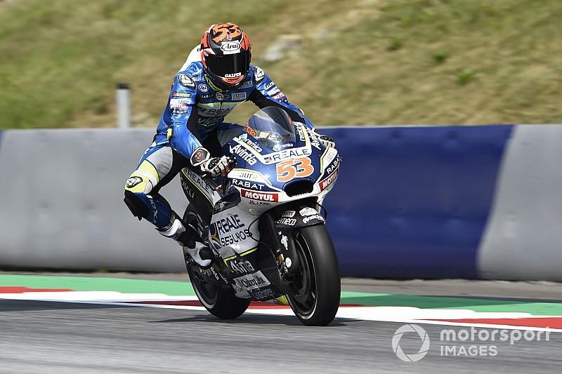 Rabat weer in actie ter voorbereiding op MotoGP-comeback in Valencia