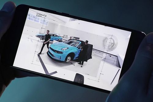 Cyan Racing e Geely Group Motorsport svelano le prime forme del nuovo progetto Lynk & Co 03 TCR