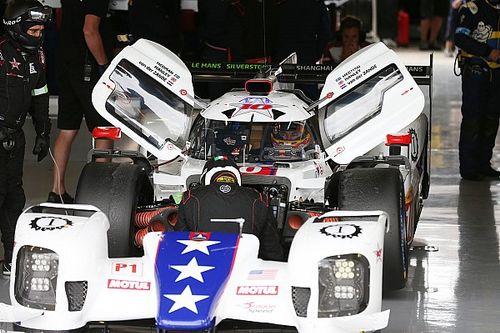 "Van der Zande: ""DragonSpeed LMP1 was net een wild paard"""