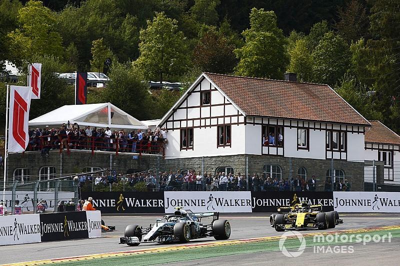 Promotor GP Belgii chce renegocjować kontrakt z władzami F1