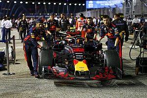 Red Bull: reálisan nézve már csak Mexikóban nyerhetünk idén
