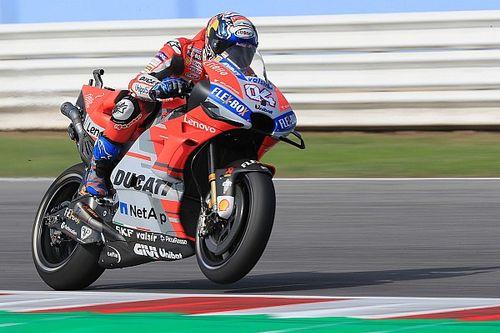 MotoGP Misano FP2: Dovizioso zum Zweiten