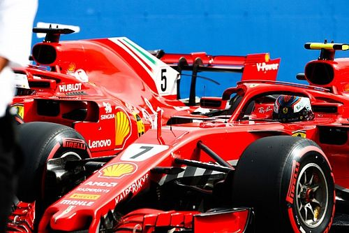 Ferrari é mais agressiva do grid em pneus para Japão