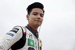 Leong zaliczy finał Formuły 3