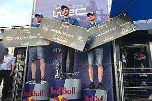Un ex piloto del WRC2 gana el campeonato de eSports del WRC 2018