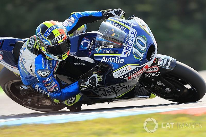 El Avintia le da la moto de Rabat a Simeon y hará debutar a Ponsson