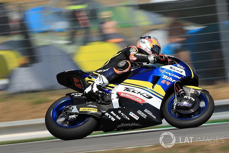 """Beste startpositie uit Moto2-carrière voor Bendsneyder: """"Het was zwaar"""""""