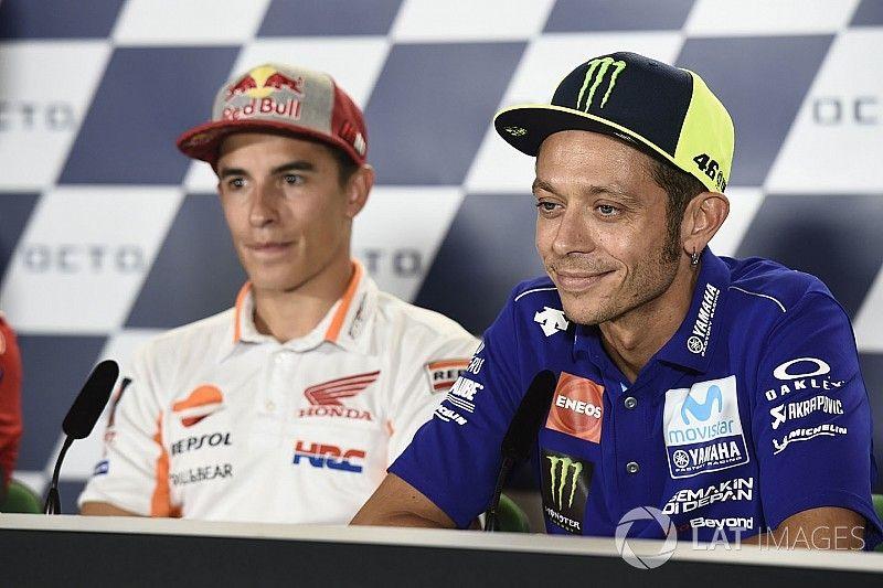 """Rossi: """"Nuestra relación es una cosa entre nosotros dos y punto"""""""