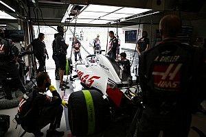 Haas opte pour son nouveau fond plat à Monza