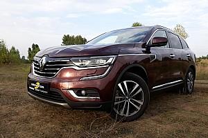 Renault Koleos: крок між світлом і темрявою