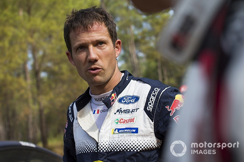 "Ogier's ""brain wasn't working"" in Rally Turkey incident"