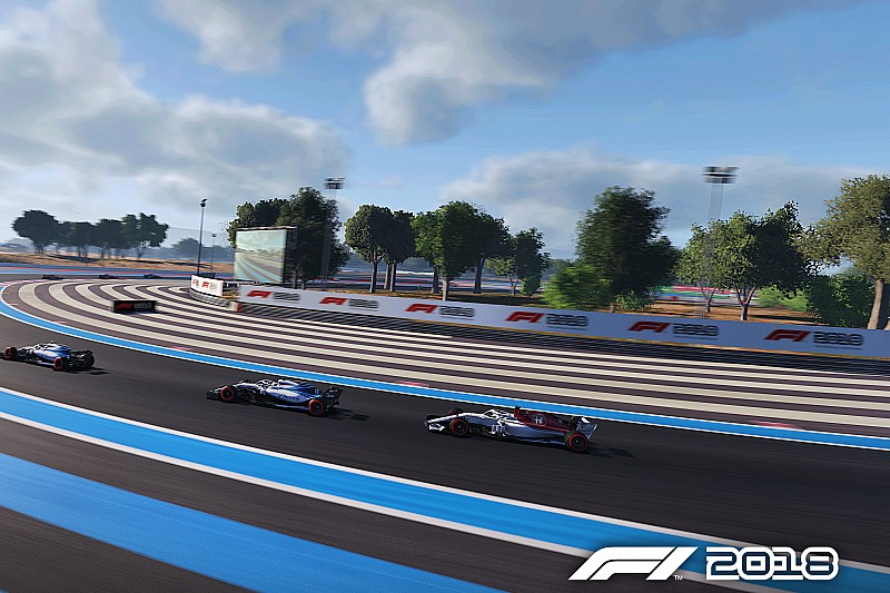VIDEO: primeras impresiones del F1 2018