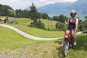 Evviva Annik Scholzen, dal Canton Lucerna con gran furore!