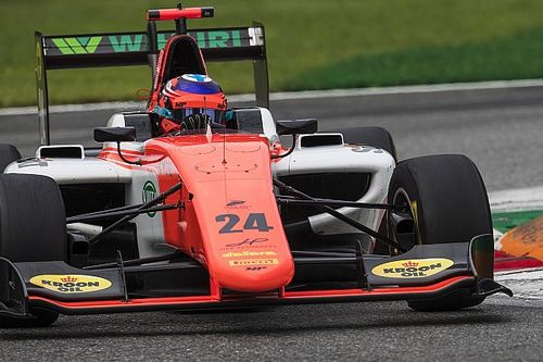 Kari maakt met MP Motorsport stap naar Formule 2