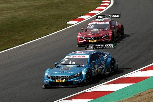 DTM Brands Hatch 2018: Ergebnis, 2. Qualifying
