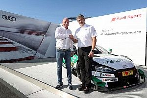 Officieel: WRT naar DTM als klantenteam van Audi