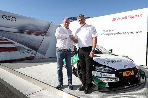 Audi, WRT'nin DTM'de müşteri aracıyla yarışacağını doğruladı