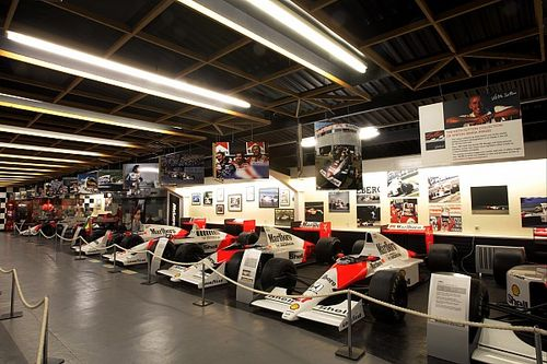 Donington Grand Prix Collection to close