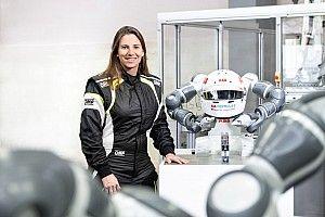 Simona De Silvestro wird ABB Botschafterin der Formel E