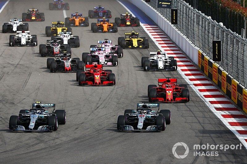Course - Hamilton se joue de Vettel avant le sacrifice de Bottas