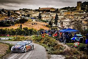 Zainteresowanie WRC powodem opóźnienia kalendarza