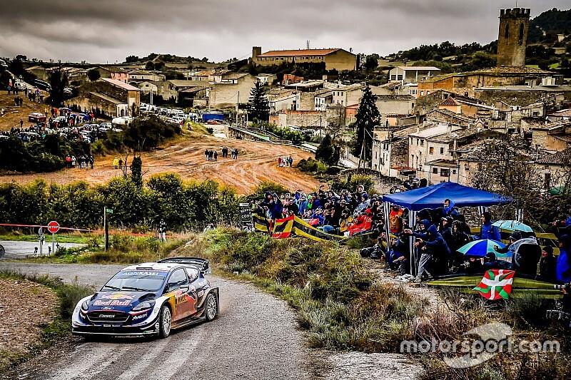 Hiszpania pewna swojego miejsca w WRC