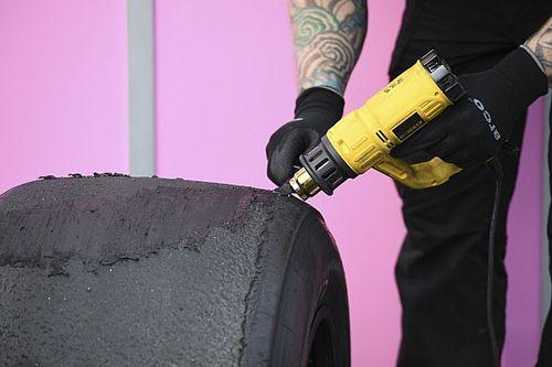 Így koptak a Pirelli abroncsai a Mexikói Nagydíjon: szuperlágy, ultralágy, hiperlágy
